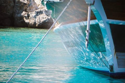 Kapal Tangkapan TNI AL di Perairan Anambas Kabur