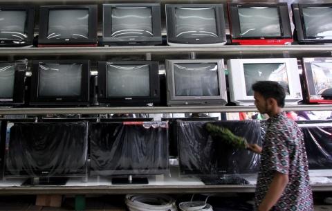 Belanja Iklan Televisi Capai Rp22,78 Triliun