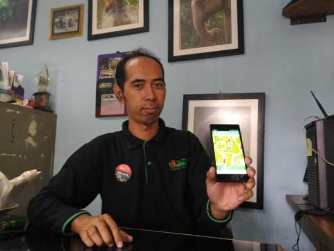 Menjelajahi Kebun Binatang Ragunan Ditemani Aplikasi Android
