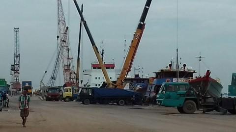 Aktivitas Kapal Asing di Batam Merosot hingga 50 Persen