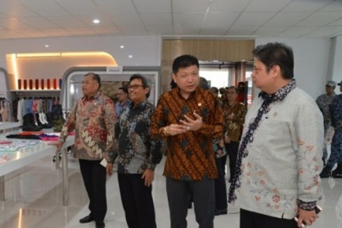 Menperin Optimistis Industri TPT Berdaya Saing Global