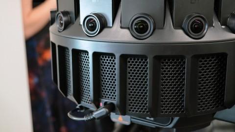 Punya 17 Lensa, Kamera VR Google Ini Dipatok Rp225 Juta
