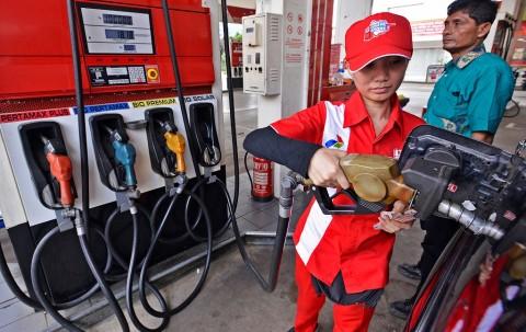 Pertamina Siap Mengikuti Aturan SPBU Miliki Dispenser Gas