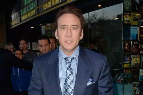 Kecelakaan saat Syuting, Nicolas Cage Harus Dioperasi
