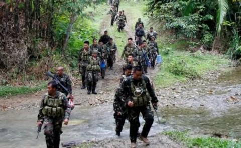 Militer Filipina Klaim Tewaskan Komandan Abu Sayyaf