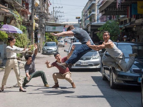 Film Laga Iko Uwais dan Tony Jaa Mulai Syuting di Bangkok
