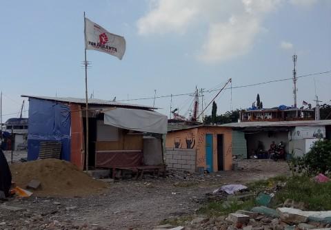 Rp5 Juta untuk Bangun Bedeng di Kampung Akuarium