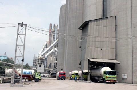 Proses Produksi Kering, Tidak Ada Genangan Air PT SG Tuban