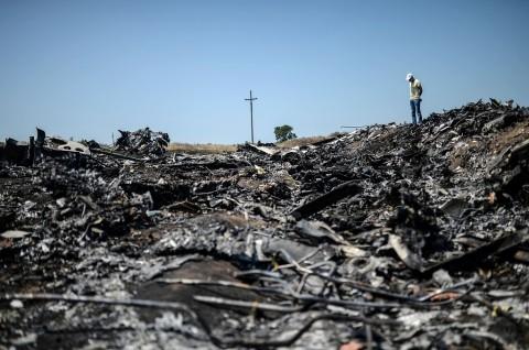 Malaysia Airlines Berdamai dengan Keluarga Korban MH17