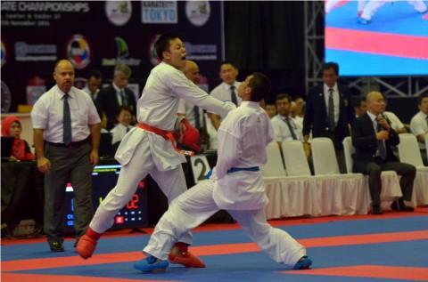 Puluhan Karateka Indonesia Siap Bertarung di SEAKH