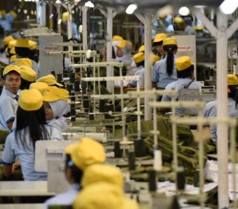 API: Pasar Tekstil Didominasi Impor