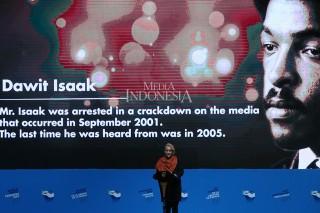 Penghargaan Guillermo Cano Diberikan untuk Dawit Isaak