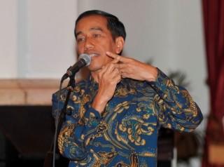 Jokowi: Kebebasan Pers Menghadapi Tantangan Besar