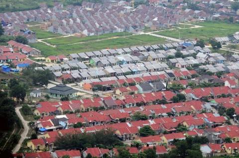 Kementerian PUPR Alokasikan Rp9,7 Triliun Bangun Rumah Tapak