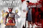 Dua Film Nasional Tayang Akhir Pekan Ini