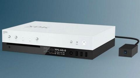 Inikah Tampilan Xbox Project Scorpio?