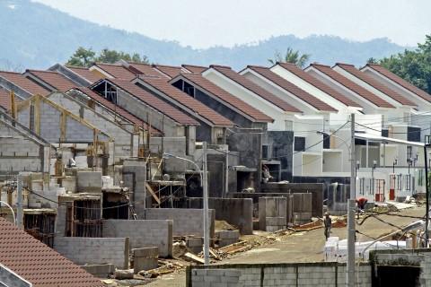 Bank BUMN Ikut Membiayai Pembangunan Rumah Tapak