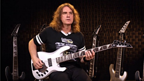 Bassist Megadeth Nebeng Mobil Penggemar Keliling Ancol