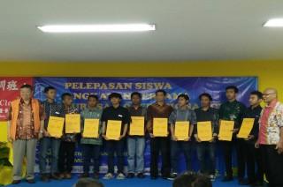 Formosa Teknologi Sentral  Selesaikan Program Pendidikan dan Pelatihan