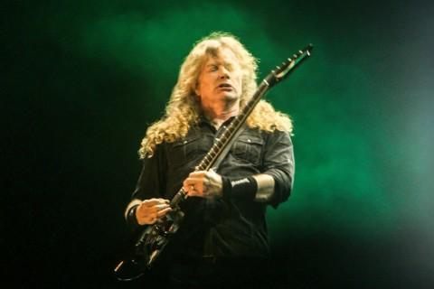 Gelegar Megadeth di Hammersonic 2017