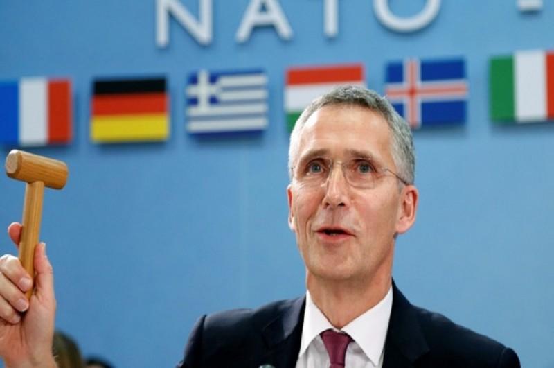 Sekjen NATO Jens Stoltenberg. (Foto: AFP)