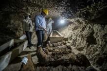 Tim Arkeolog Temukan 17 Mumi di Mesir