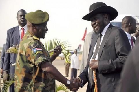 Mantan Kepala Militer Sudan Selatan Tidak akan Memberontak