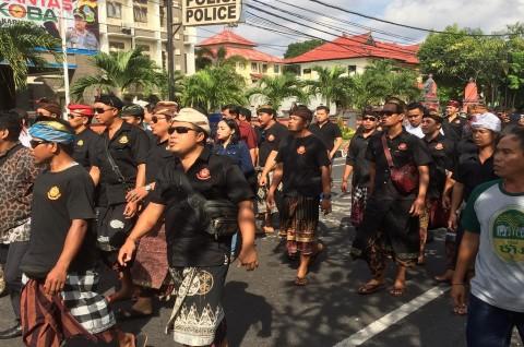 Masyarakat Lintas Agama Minta Polda Bali Perjelas Kasus Munarman