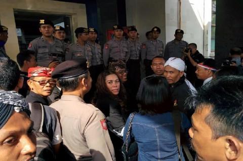 Polda Bali Akui tak Bisa Menindaklanjuti Kasus Munarman