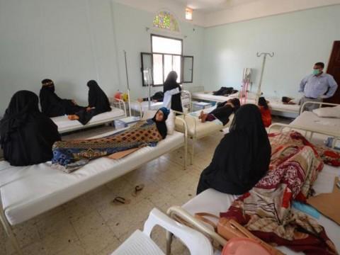 180 Orang Meninggal Akibat Wabah Kolera