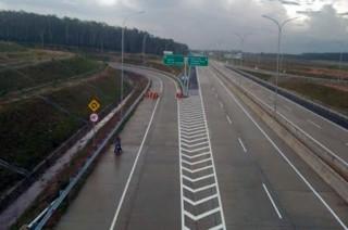 Tol Trans Sumatera Lampung Bisa Digunakan saat Mudik Lebaran