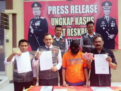 Polisi Tetapkan ASN Disnaker Sidoarjo Tersangka Pungli