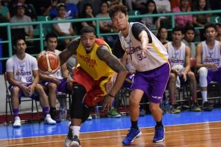 Selangkah Lagi, Timnas Basket Juara SEABA 2017