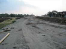 Belasan Tahun Pembangunan Jalan Lingkar Brebes-Tegal Belum Rampung