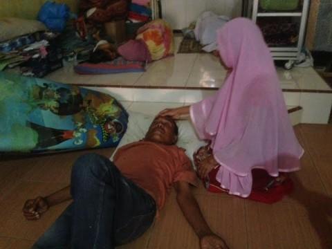 Korban Tsunami Aceh Tambah Bukti Ajukan Suntik Mati
