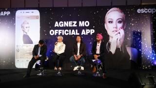 Agnez Mo Luncurkan Aplikasi Ponsel Pintar untuk Penggemar