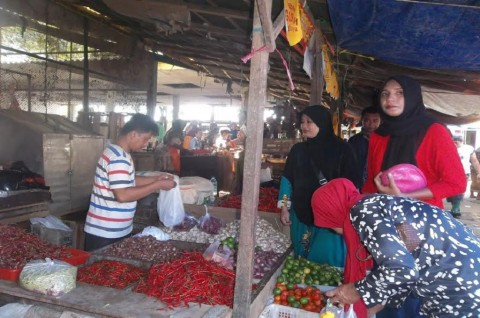 Harga Cabai di Kepulauan di Sumenep Tembus Rp75 Ribu per Kg