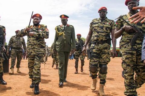 PBB: Sudan Selatan Bunuh 114 Warga Sipil dalam Enam Bulan