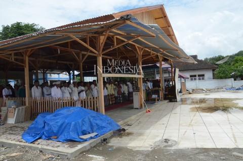 Pemkab Pidie Jaya Siapkan Rp.88 Miliar untuk Bangun Masjid Rusak