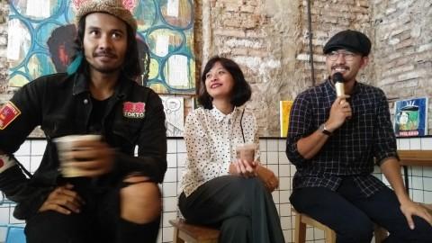 Chicco Jerikho dan Rio Dewanto Berniat Teruskan Proyek Musik
