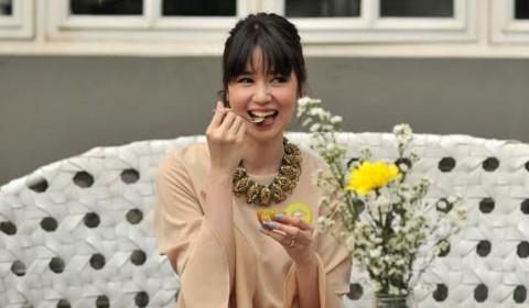 Kolesterol Tinggi, Laura Basuki Rajin Makan Kiwi