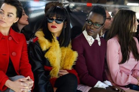 Cuitan Viral tentang Rihanna dan Lupita Nyong'o akan Dijadikan Film