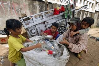 Ratusan Gelandangan & Pengemis Mulai Geruduk Bekasi
