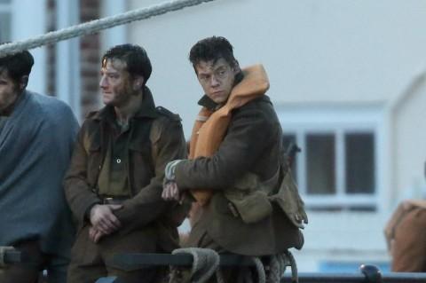 Harry Style: Syuting Film Dunkirk Sungguh Melelahkan