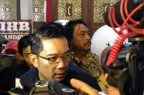 Tiga Dinas di Bandung Mendapat Nilai Rendah