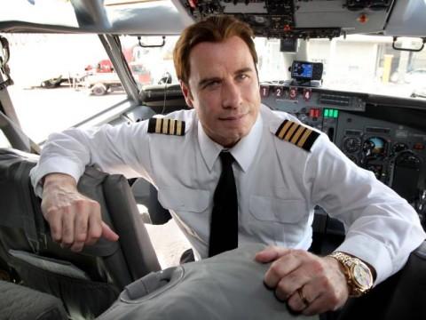 John Travolta Sumbangkan Pesawat Pribadi ke Museum Restorasi Australia