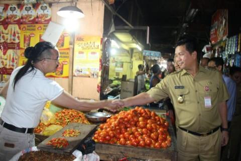 Cabai Rawit Merah di Manado Tembus Rp130 Ribu/Kg