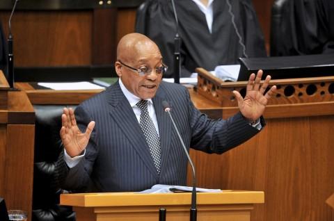 Jacob Zuma Bertahan dari Upaya Penggulingan Kekuasaan