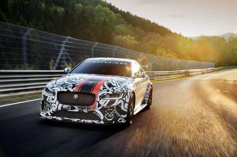XE SV Project 8, Bakal Jaguar Tercepat di Dunia