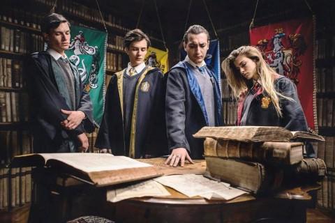 Teaser Pertama Prekuel Harry Potter tentang Voldemort Dirilis